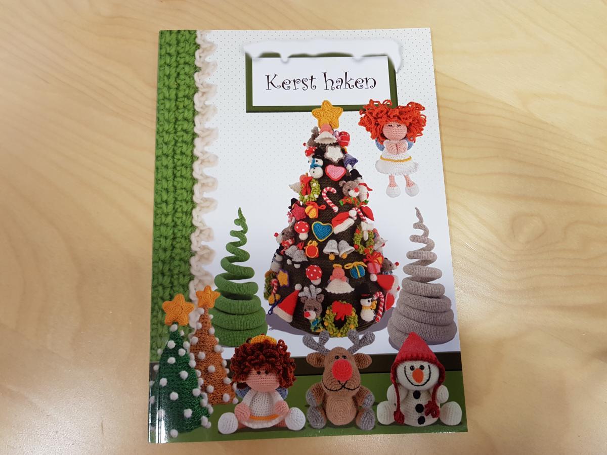 Kerst Haken Haken Breien Boeken Assortiment Ity